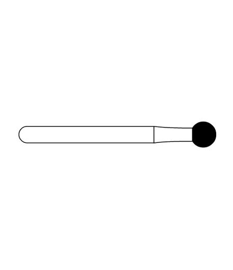 СФЕРИЧЕСКАЯ (КРУГЛАЯ) 001 (10 шт.)