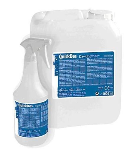 КуикДез (QuickDes) 1л дез поверхн